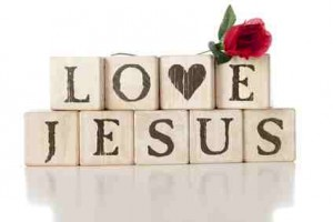 Liebe Jesus - Love Jesus